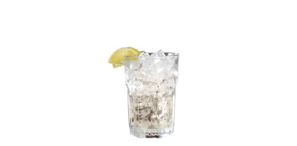 Ginger-ale-d Vodka